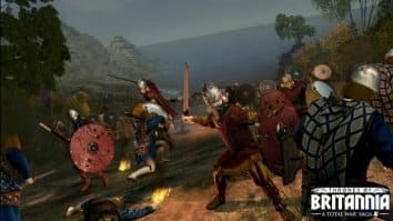 Скриншот первый из Total War Saga: Thrones of Britannia