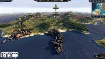 Скриншот второй из Total War Saga: Thrones of Britannia