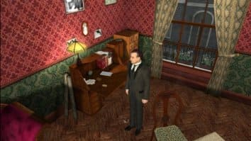 Скриншот второй из Sherlock Holmes: The Awakened - Remastered Edition
