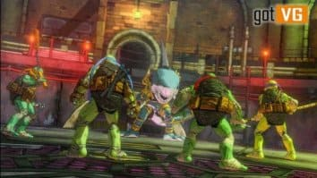 Скриншот второй из Teenage Mutant Ninja Turtles: Mutants in Manhattan