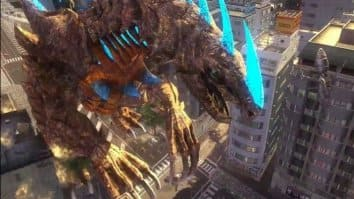 Скриншот второй из EARTH DEFENSE FORCE 4.1 The Shadow of New Despair