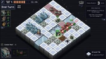 Скриншот четвёртый из Into the Breach