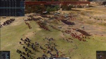 Скриншот второй из Total War ARENA