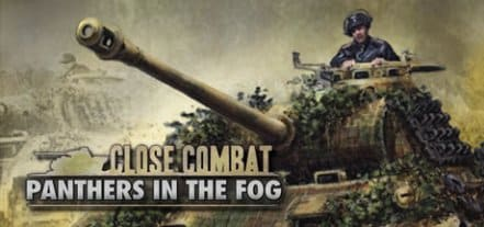 Логотип Close Combat: Panthers in the Fog
