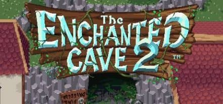 Логотип The Enchanted Cave 2
