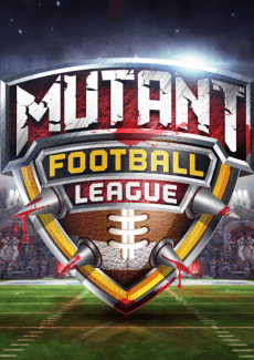 Постер Mutant Football League