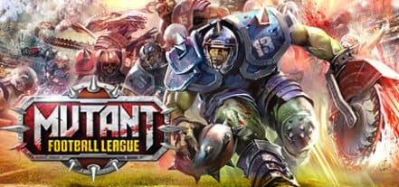 Логотип Mutant Football League