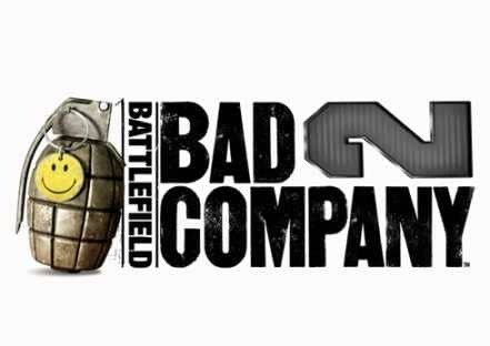 Логотип Battlefield Bad Company 2