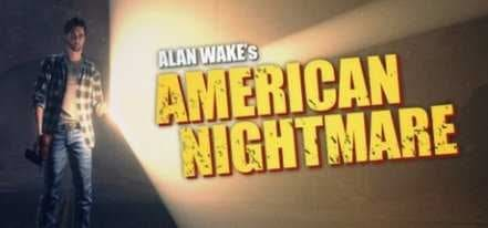 Логотип Alan Wake's American Nightmare