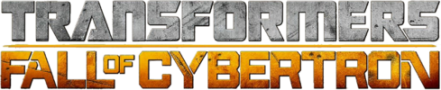 Логотип Transformers: Fall of Cybertron