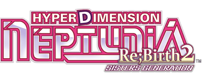 Логотип Hyperdimension Neptunia Re;Birth2: Sisters Generation