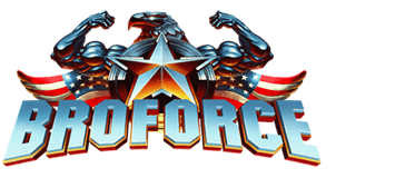 Логотип Broforce