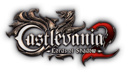 Логотип Castlevania: Lords of Shadow 2