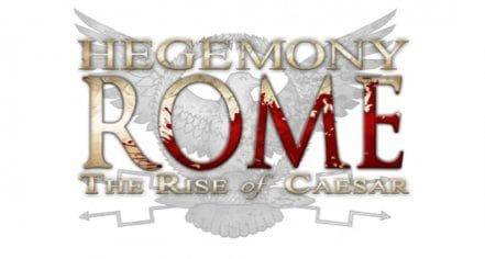 Логотип Hegemony Rome: The Rise of Caesar
