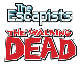 Логотип The Escapists: The Walking Dead