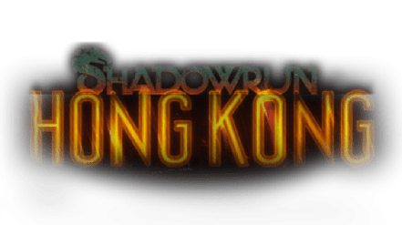 Логотип Shadowrun: Hong Kong