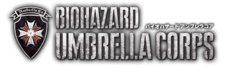 Логотип Biohazard Umbrella Corps
