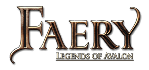 Логотип Faery: Legends of Avalon