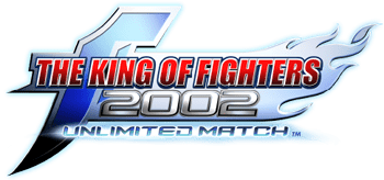 Логотип The King of Fighters 2002: Unlimited Match