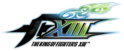 Логотип The King of Fighters XIII