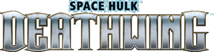 Логотип Space Hulk Deathwing