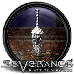 Логотип Severance: Blade of Darkness