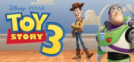 Логотип Toy Story 3: The Video Game