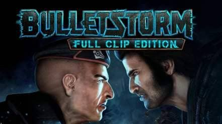 Логотип Bulletstorm: Full Clip Edition