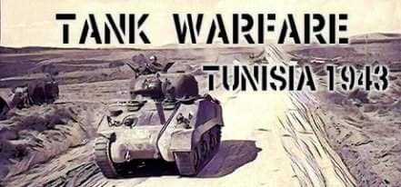 Логотип Tank Warfare Tunisia 1943