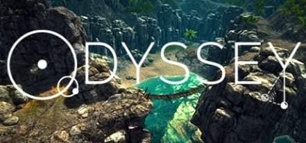 Логотип Odyssey - The Next Generation Science Game