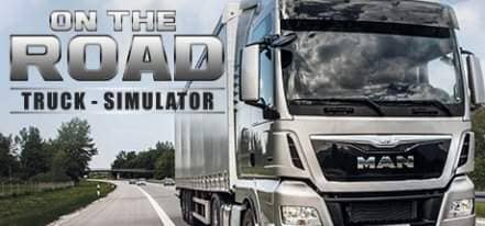 Логотип On The Road - The Real Truck Simulator