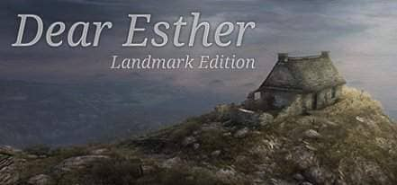 Логотип Dear Esther Landmark Edition
