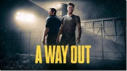 Логотип A Way Out