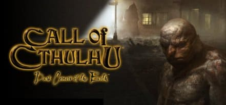 Логотип Call of Cthulhu Dark Corners of the Earth