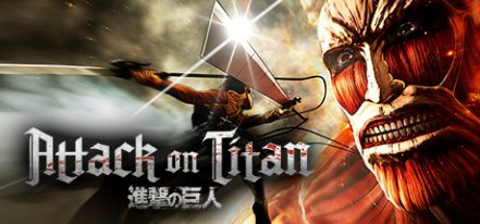 Логотип Attack on Titan: Wings of Freedom