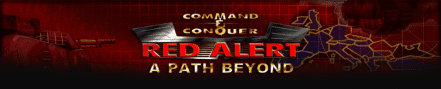 Логотип Red Alert: A Path Beyond
