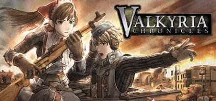 Логотип Valkyria Chronicles