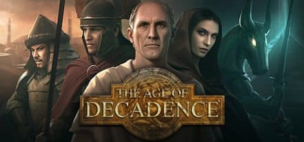 Логотип The Age of Decadence