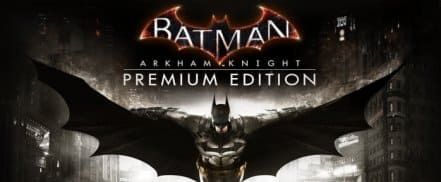 Логотип Batman: Arkham Knight
