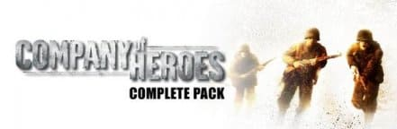 Логотип Company of Heroes - Complete Edition
