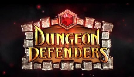 Логотип Dungeon Defenders