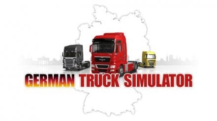 Логотип German Truck Simulator