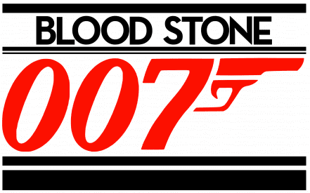 Логотип James Bond 007: Blood Stone