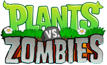 Логотип Plants vs Zombies