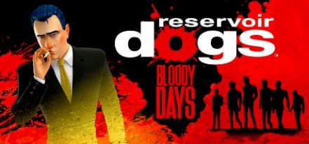 Логотип Reservoir Dogs: Bloody Days