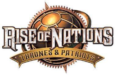 Логотип Rise of Nations: Thrones and Patriots