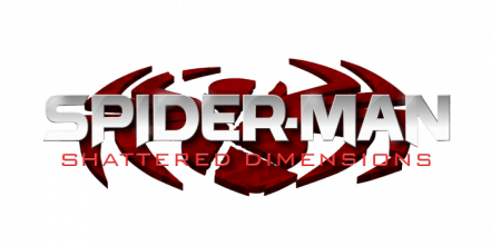 Логотип Spider-Man: Shattered Dimensions