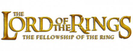 Логотип The Lord of the Rings: The Fellowship of the Ring