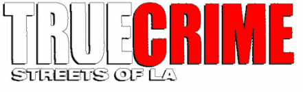 Логотип True Crime: Streets of LA