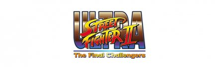 Логотип Ultra Street Fighter II: The Final Challengers